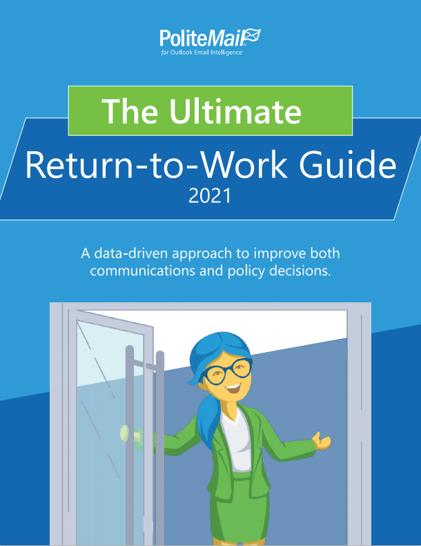 The Ultimate Return to Work Guide for Communication 2021