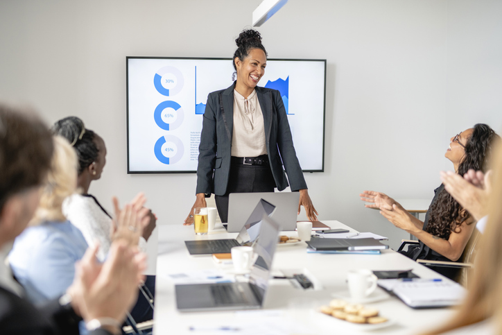 How to retain people of color and build a diverse leadership