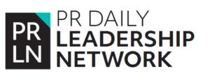 PRLN PR Daily Leadership Network logo
